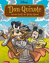 Read Disney Don Quixote, Starring Goofy and Mickey Mouse online