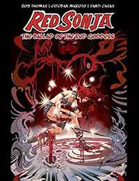 Read Red Sonja: Ballad of the Red Goddess online