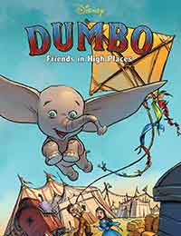 Read Disney Dumbo: Friends in High Places online