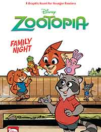 Read Disney Zootopia: Family Night online