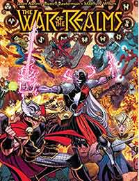 Read War of the Realms online
