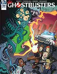 Read Ghostbusters 35th Anniversary: The Real Ghostbusters online