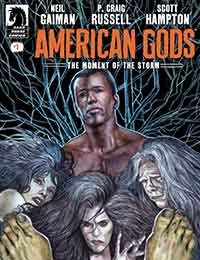 Read American Gods: The Moment of the Storm online