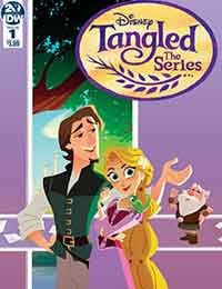 Read Tangled: The Series: Hair and Now online