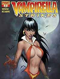 Read Vampirella Strikes online