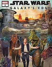 Read Star Wars: Galaxys Edge online
