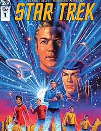 Read Star Trek: Year Five online