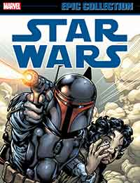 Read Star Wars Legends Epic Collection: The Menace Revealed online