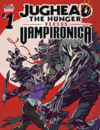 Read Jughead the Hunger vs. Vampironica online
