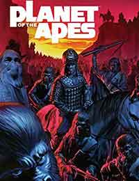 Read Planet of the Apes Artist Tribute online