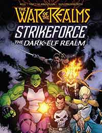 Read War Of The Realms Strikeforce online