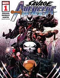 Read Savage Avengers online