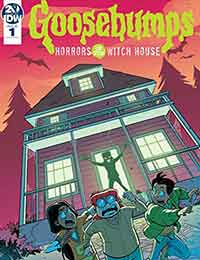 Read Goosebumps: Horrors of the Witch House online