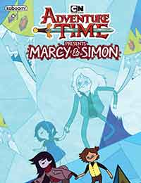Read Adventure Time: Marcy & Simon online