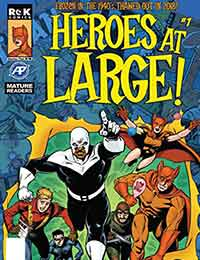 Read Heroes At Large! online