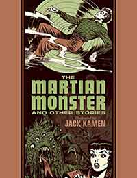 Read The Martian Monster and Other Stories online