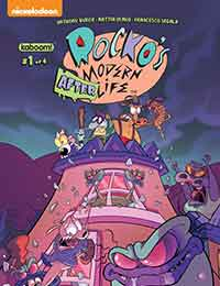Read Rockos Modern Afterlife online