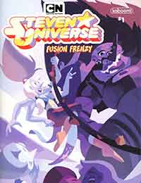Read Steven Universe: Fusion Frenzy online
