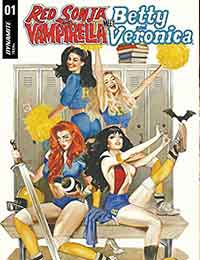 Read Red Sonja and Vampirella Meet Betty and Veronica online