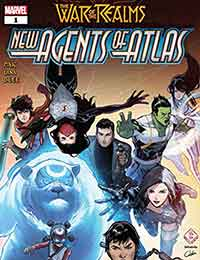 Read War Of The Realms: New Agents Of Atlas online