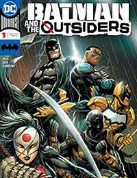 Read Batman & the Outsiders online