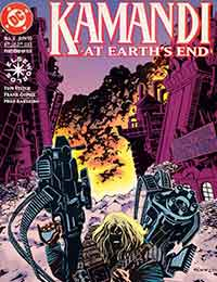 Read Kamandi: At Earths End online