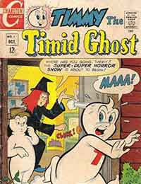 Read Timmy the Timid Ghost online