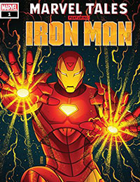 Read Marvel Tales: Iron Man online