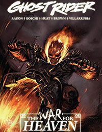 Read Ghost Rider: The War For Heaven online