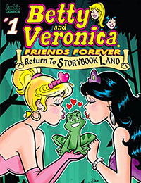 Read Betty & Veronica Friends Forever: Return To Storybook Land online