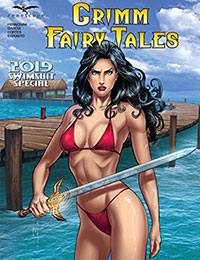 Read Grimm Fairy Tales 2019 Swimsuit Special online