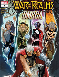 Read War Of The Realms Omega online