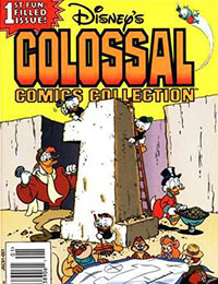 Read Disneys Colossal Comics Collection online