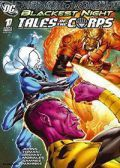 Read Blackest Night: Tales of the Corps online