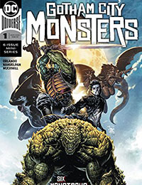 Read Gotham City Monsters online