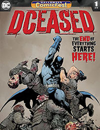 Read DCeased Halloween ComicFest Special Edition online