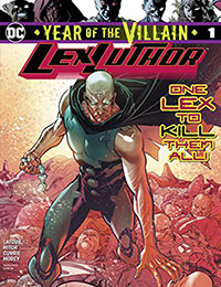 Read Lex Luthor: Year of the Villain online