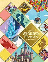 Read Disney Storied Places online
