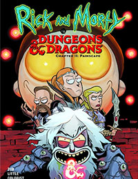 Read Rick and Morty vs. Dungeons & Dragons II: Painscape online