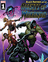 Read Black Panther and the Agents of Wakanda online