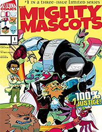 Read The Mighty Mascots online