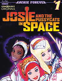 Read Josie and the Pussycats in Space online