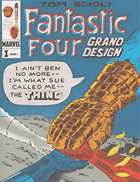 Read Fantastic Four: Grand Design online