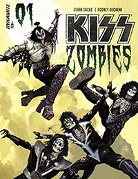 Read Kiss: Zombies online
