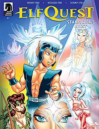 Read Elfquest: Stargazers Hunt online