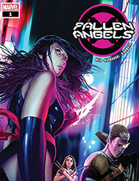 Read Fallen Angels (2020) online