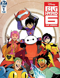 Read Big Hero 6: The Series online