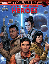 Read Star Wars: Age of Resistance - Heroes online