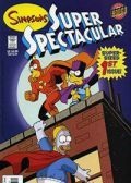 Read Bongo Comics Presents Simpsons Super Spectacular online
