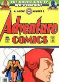 Read Adventure Comics (1999) online